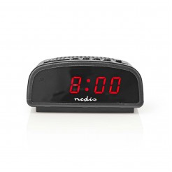 Nedis Digitale Alarmklok LED