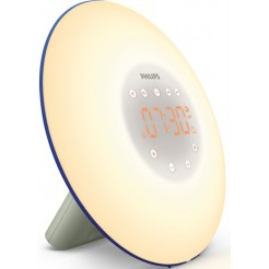 Philips HF3506/20 Wake-up light Blauw