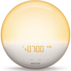 Philips HF3521/01 Wake-up light Wit