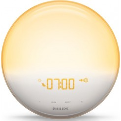 Philips HF3531/01 Wake-up light Wit