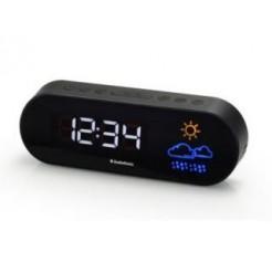 Audiosonic CL-1489 Klokradio met Weerstation