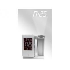 Balance He-clock-85 Zendergestuurde Klok met Wekkerfunctie