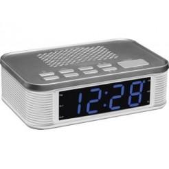 Balance  112664 Led Wekkerradio Pll Blauw