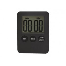 Balance HE-Clock-70 Digitalekookwekker Grijs/Zwart