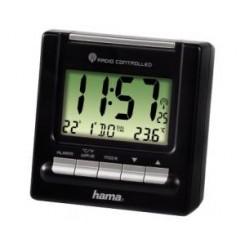 Hama 00092630 ''RC200'' Travelling Alarm Clock