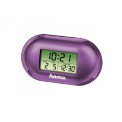 Hama 104956 Wekker Fashion Mini Paars