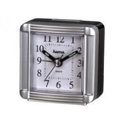 Hama 106945 A30 Reiswekker Zilver