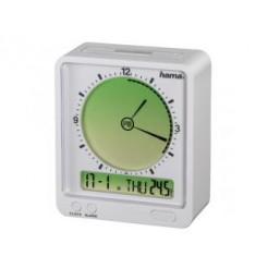 Hama 00113978 Radio Gestuurde Alarm Klok RC700