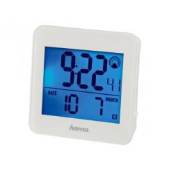 Hama 00123139 Radio Controlled Alarm Clock RC610