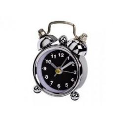 Hama 00123186 Alarm Klok Nostalgie Mini Zwart