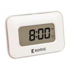 König KN-AC10 Multifunctionele Alarmklok met Touch Sensor