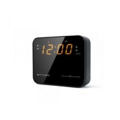 Muse M-165CR Wekkerradio met Groot Display