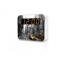 Muse M-165NY New York Wekkerradio met Groot Display