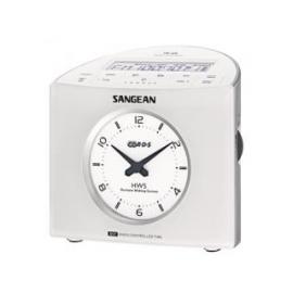 Sangean RCR-9 Wekkerradio Wit