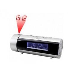 Soundmaster UR922SI Wekkerradio met Projectie