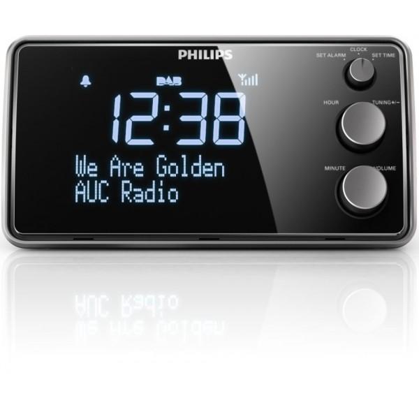 Philips Ajb3552 12 Dab Klokradio Wekker Specialist Nl