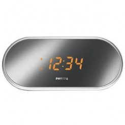 Philips AJ1000 - Klokradio met Spiegelend Scherm