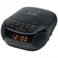 Muse M-125 CRB - Wekkerradio met CD/MP3