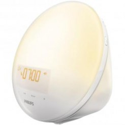 Philips HF3510/01 Wake-Up Light - 3 Wekgeluiden, FM-Radio