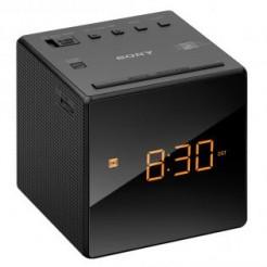 Sony ICF-C1B Zwart - Wekkerradio met groot LED-Display
