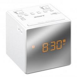 Sony ICF-C1TW - Wekkerradio met twee-voudig Alarm