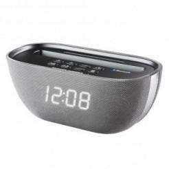 Denver CRB-818 Zilver - Wekkerradio met Bluetooth