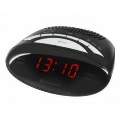 Soundmaster UR101SW Zwart - Wekkerradio