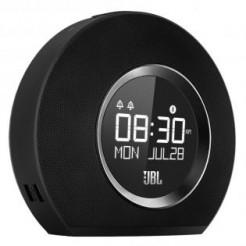 JBL Horizon zwart - Alarm klok speaker met oplaadfunctieer