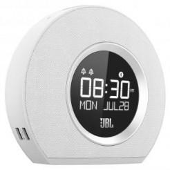 JBL Horizon wit - Alarm klok speaker met oplaadfunctie
