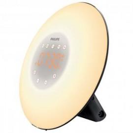 Philips HF3506/06 wake-up Light - 2 natuurlijke geluiden, FM-radio